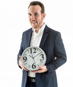 Christian Barbosa: Maior especialista no Brasil em administração de tempo e produtividade