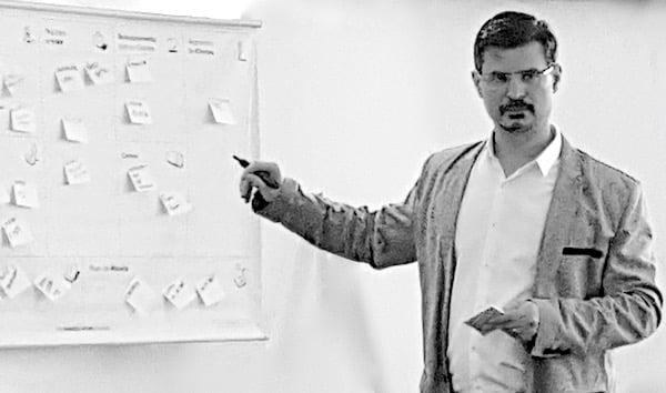 com a participação no Workshop Contador 2.0, Sérgio percebeu que precisava mudar a sua atitude com a equipe e desenvolver uma liderança estratégica.