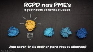 RGPD para PME's e gabinetes de contabilidade