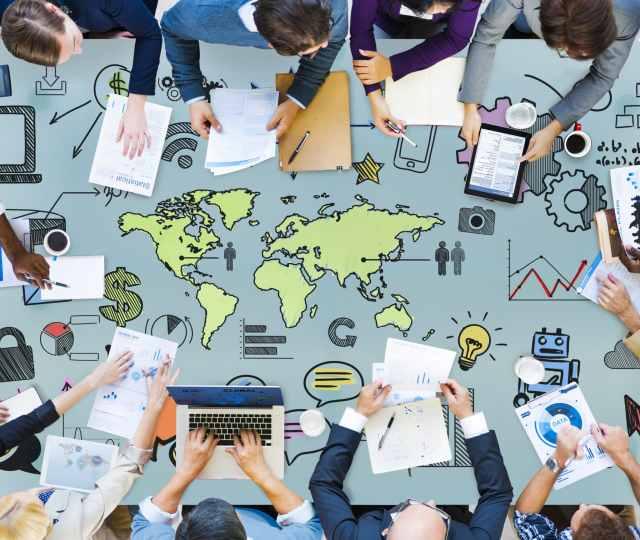 Compartilhamento de ideias chega ao auge no marketing digital