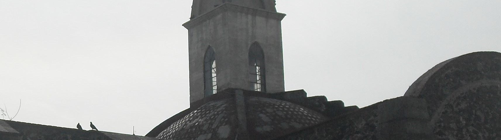 Lateral de Antigua Parroquia de Progreso Hidalgo