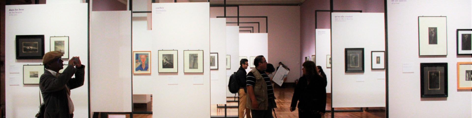 La mirada infinita de Nahui Olin en el Museo Nacional de Arte