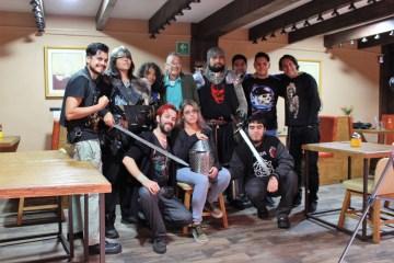 """Entrevista con Gabriel Chávez y detrás de cámaras de su programa """"Me da un café con…"""""""