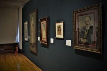 El modernismo a través de Saturnino Herrán y sus contemporáneos