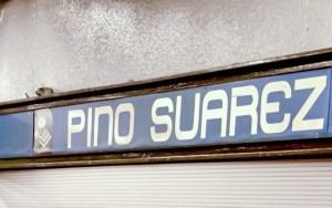 """PINO SUAREZ LINEA2 METRO DF (ANTES. Fotografía obtenida del usuario """"Aticolunatico"""" en Flickr."""