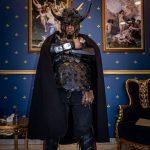 Lobo nocturno demoniaco