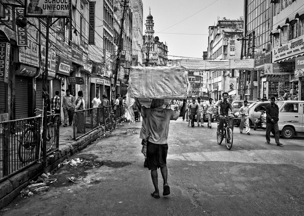 guwahati in black and white