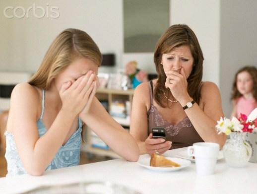 Quando il fidanzato non piace alla madre, né al padre