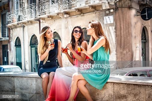 Le amicizie tra donne