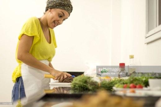 Cucinare evoca aria di famiglia