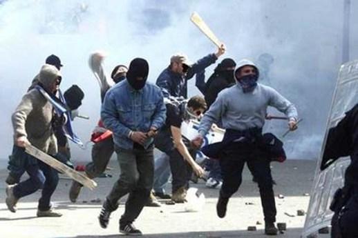 Il tifo e la violenza nel calcio