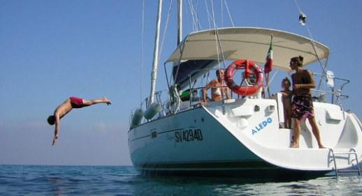 La vita in barca