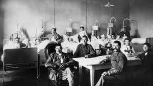 Ogni cento anni una pandemia