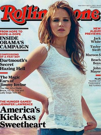 Jennifer Lawrence Rolling Stone