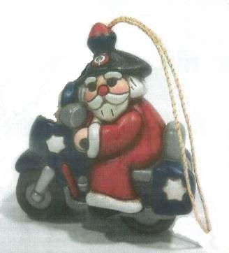 Thun Carabiniere moto