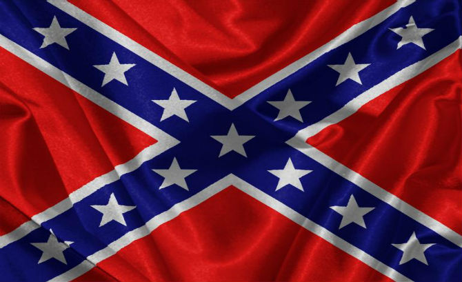 Bandiera di battaglia della Confederazione