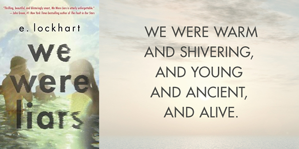 We were liars quote