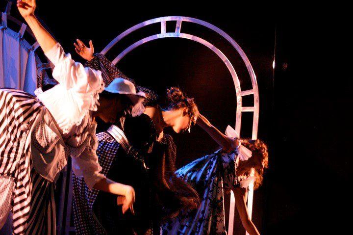 Re Cervo - Centro di Teatro Internazionale - regia di Olga Melnik - Teatrika 2012