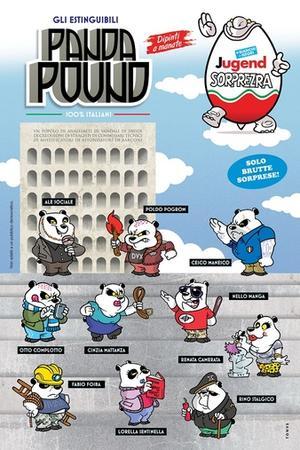 A Panda Piace Pound