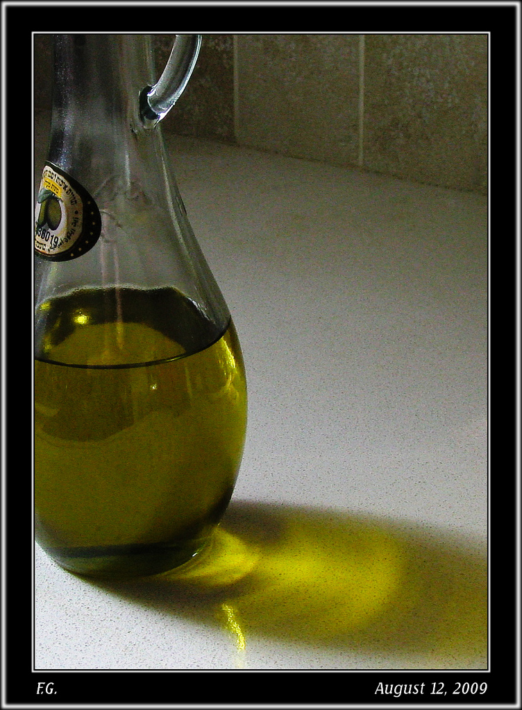 Olive Oil - Over the counter