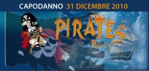 Capodanno 2010: PIRATES PARTY !!
