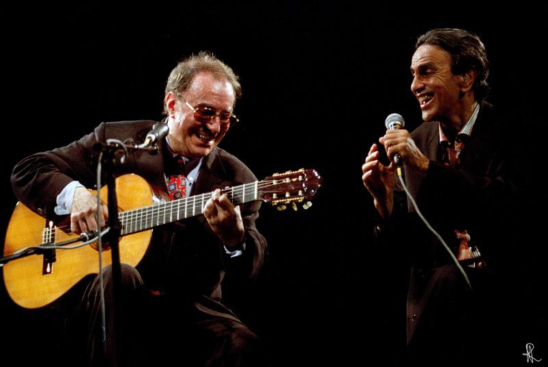 João Gilberto & Caetano Veloso 1998