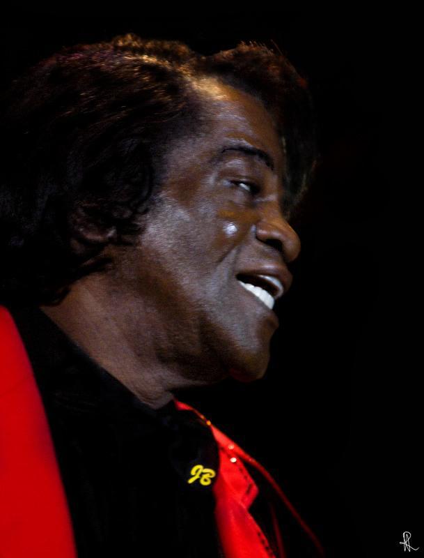 James Brown 2004