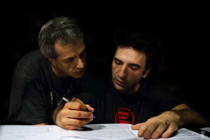 Giovanni Sollima & Stefano Bollani 2008