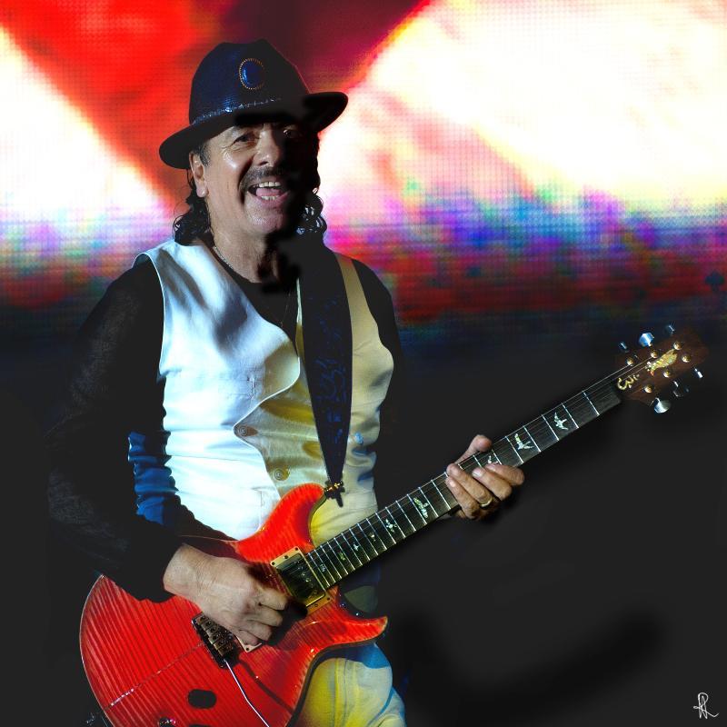Carlos Santana 2011