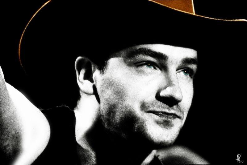 Bono - U2 1987