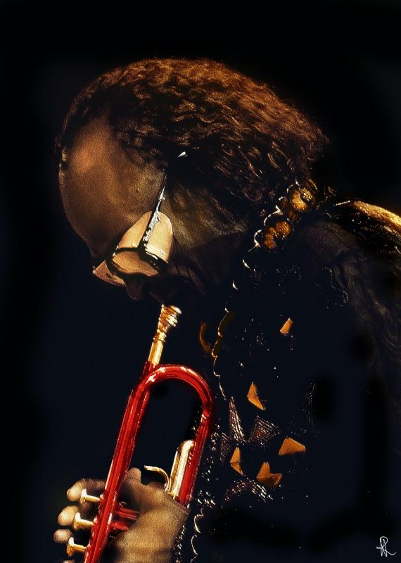 Miles Davis 1987
