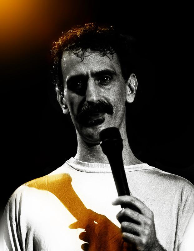 Frank Zappa 1988