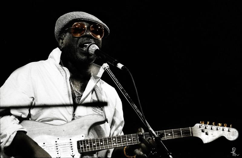 Curtis Mayfield 1989