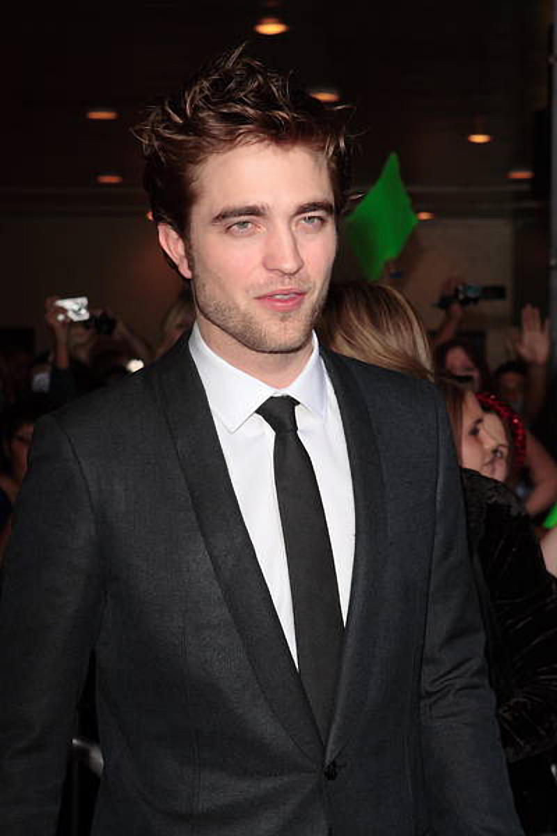 Katie Leung dating Robert Pattinson