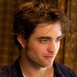 """Robert Pattinson at the """"Twilight"""" press conference at the Beverly Wilshire Hotel on November 8, 2008 in Beverly Hills, California."""