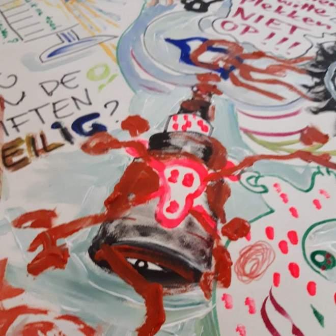 art jam, jam, jamsessie, improvisatie, expressie, creatie, experiment, associatie, impressie, associatie, workshop, samen, muziekinstrument, dichter, gedicht, tekenen, schilderen, voordragen, dansen, performen, creatief, creativiteit, muzikant, kunstenaar, instrument, spelen, doen, meedoen, kunst, kunstwerk, gesammt, gezamelijk, robert, pennekamp