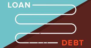 Loan - Debt graphic