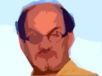 Salman Rushdie, author