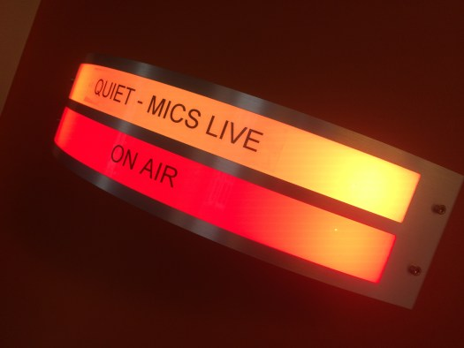 Quiet Mics Live On Air
