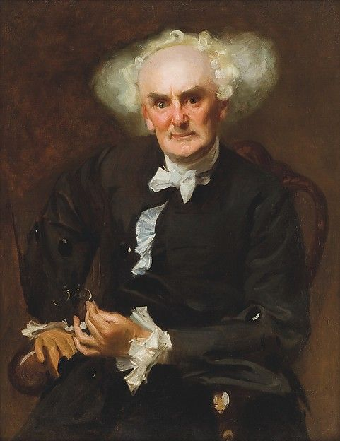 Joseph Jefferson as Dr Pangloss, by John Singer Sargent (1890)