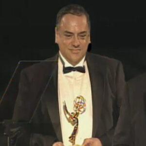 Robert Sharp, Emmy award-winning Producer of MATH PARK - California, USA