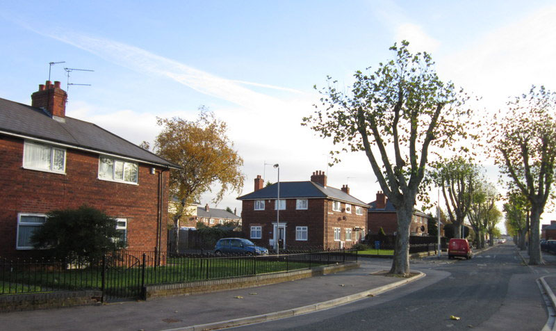St John's Grove, Preston Road Estate