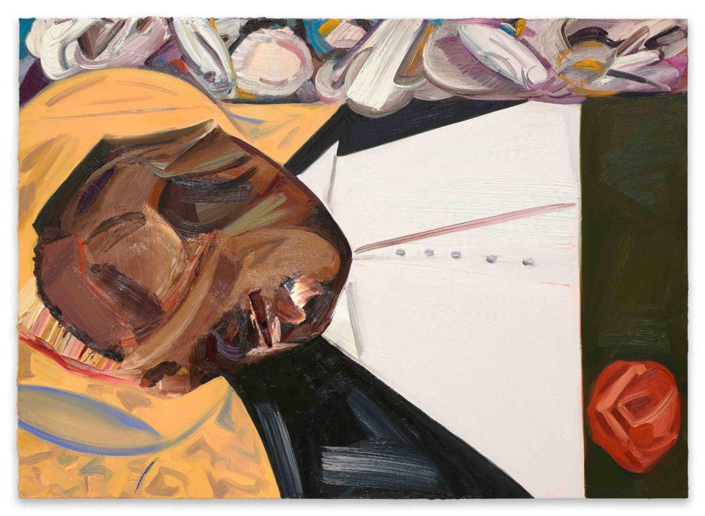 'Open Casket' by Dana Schutz