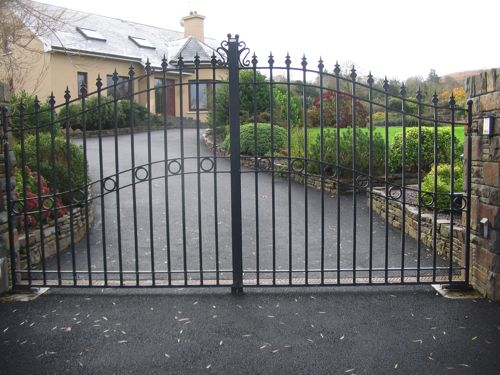 Robert Stack Gates Iron Gates Gate Automation Ironwork