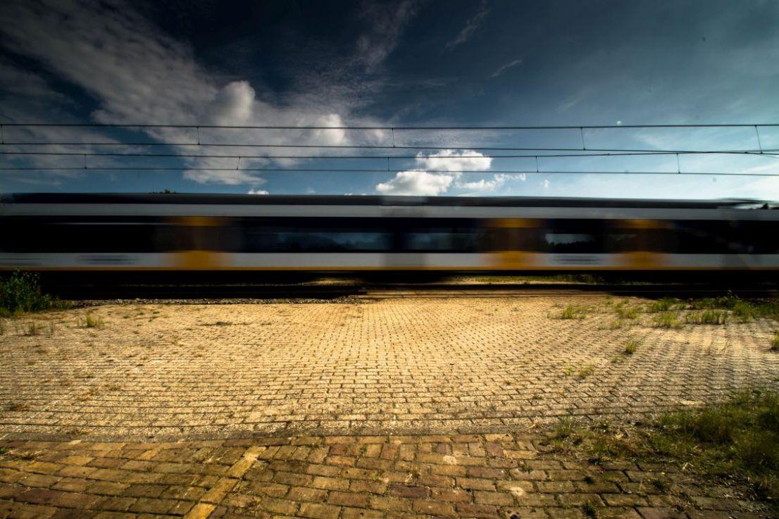 Trein Almere Lelystad vv