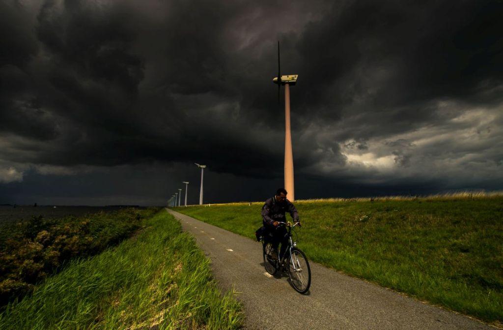 Management metaforen: wind mee creëren