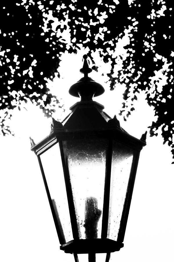 Lantaarn bij de Essenburgh, Hierden