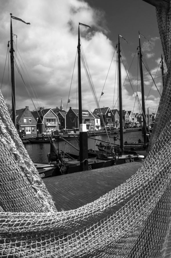 Urk, oude haven