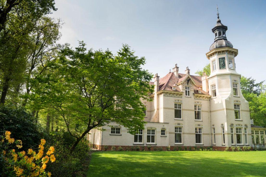 Oud Groevenbeek, Putten, Jugendstil villa