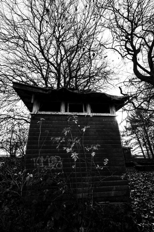 Antennekoppelhuisje, Radio Kootwijk